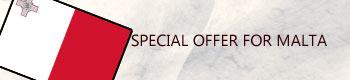 special offer Malta