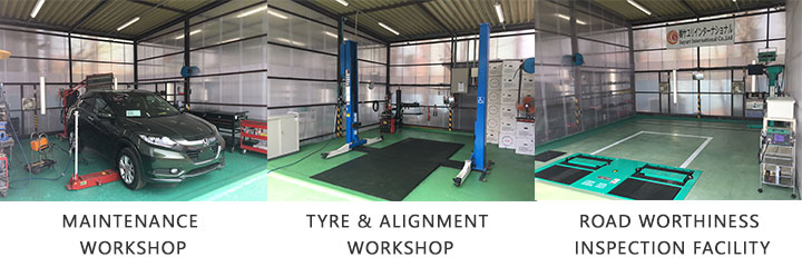 Sayuri Workshops